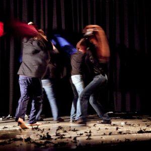 """SPETTACOLO TEATRALE """" A.C.S. A CORPO SCIOLTO """". REGIA CLAUDIO QUINZANI. TEATRI ASSORTITI PHOTO: © HUGO MUNOZ"""