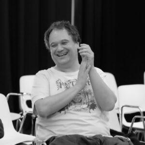 Gigipernoi - Grammerisch Gibbelot - Claudio Quinzani - spettacolo
